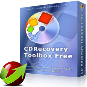 CD Recovery Toolbox Portable
