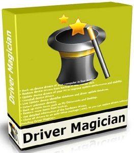 Driver Magician portable rus