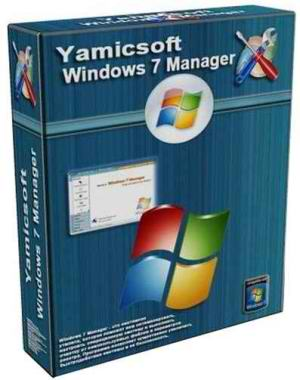 Windows 7 Manager Portable 5.1.9 RUS