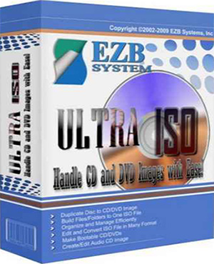 UltraISO Portable 9.6.6.3300 RUS Apps