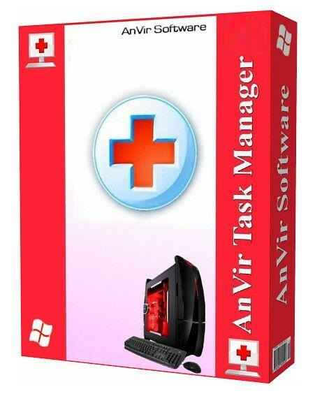 AnVir Task Manager Portable RUS