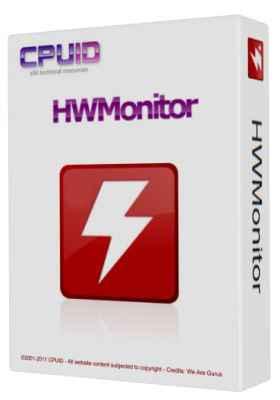 HWMonitor Portable 1.36 RUS (32-64 bit) скачать бесплатно