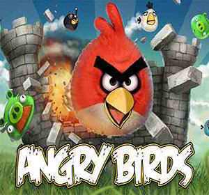 Angry Birds portable rus