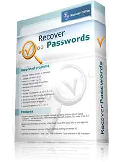 Recover Passwords Portable