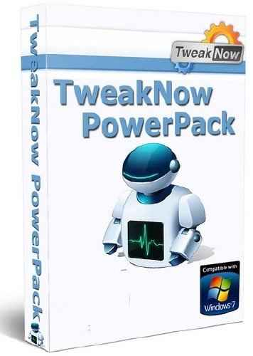 TweakNow PowerPack Portable 4.6.0 (32-64 bit) RUS Apps скачать бесплатно