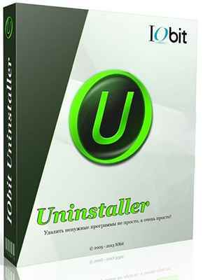 IObit Uninstaller Portable RUS