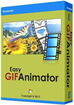 Easy GIF Animator Portable Pro 6.2.0.53 RUS Apps