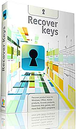 Recover Keys Portable 11.0.4.233 (32-64 bit) RUS Apps скачать бесплатно