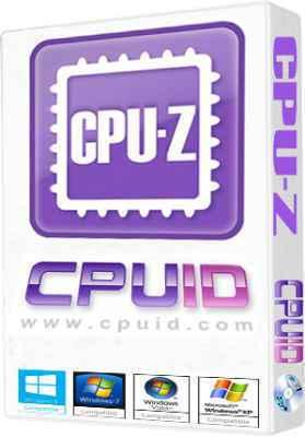CPU-Z Portable 1.95.0 RUS (32-64 bit) скачать бесплатно