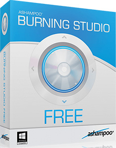 Ashampoo Burning Studio Portable FREE 1.21.5.7 (32-64 bit) RUS