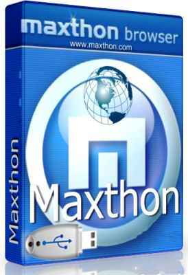 Maxthon Portable 4.9.5.1000 Final RUS Apps