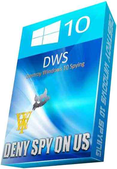 Destroy Windows 10 Spying Portable 1.6 Build  722 Final RUS