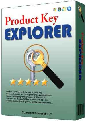 Product Key Explorer Portable RUS