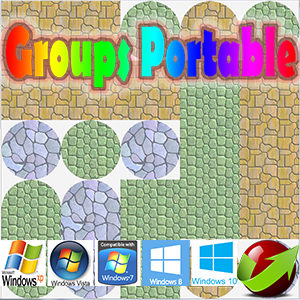 Игра Groups Portable RUS