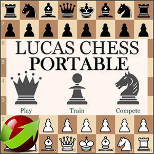 Lucas Chess Portable 11.16 RUS (Шахматный тренажёр) скачать бесплатно
