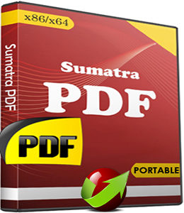 Sumatra PDF Portable 3.2.0 (32-64 bit) RUS Apps скачать