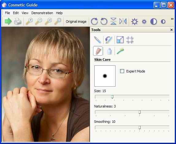 Guide Cosmetic Portable RUS