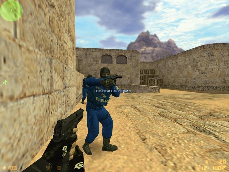 Counter Strike Portable rus