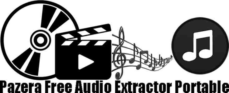 Pazera Free Audio Extractor Portable